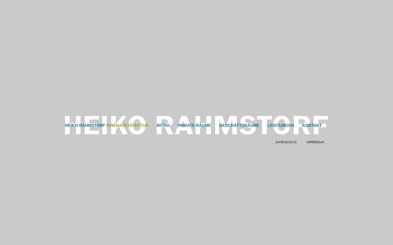 Heiko Rahmstorf