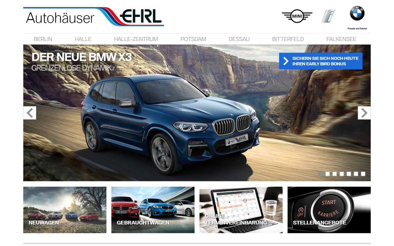 BMW Ehrl