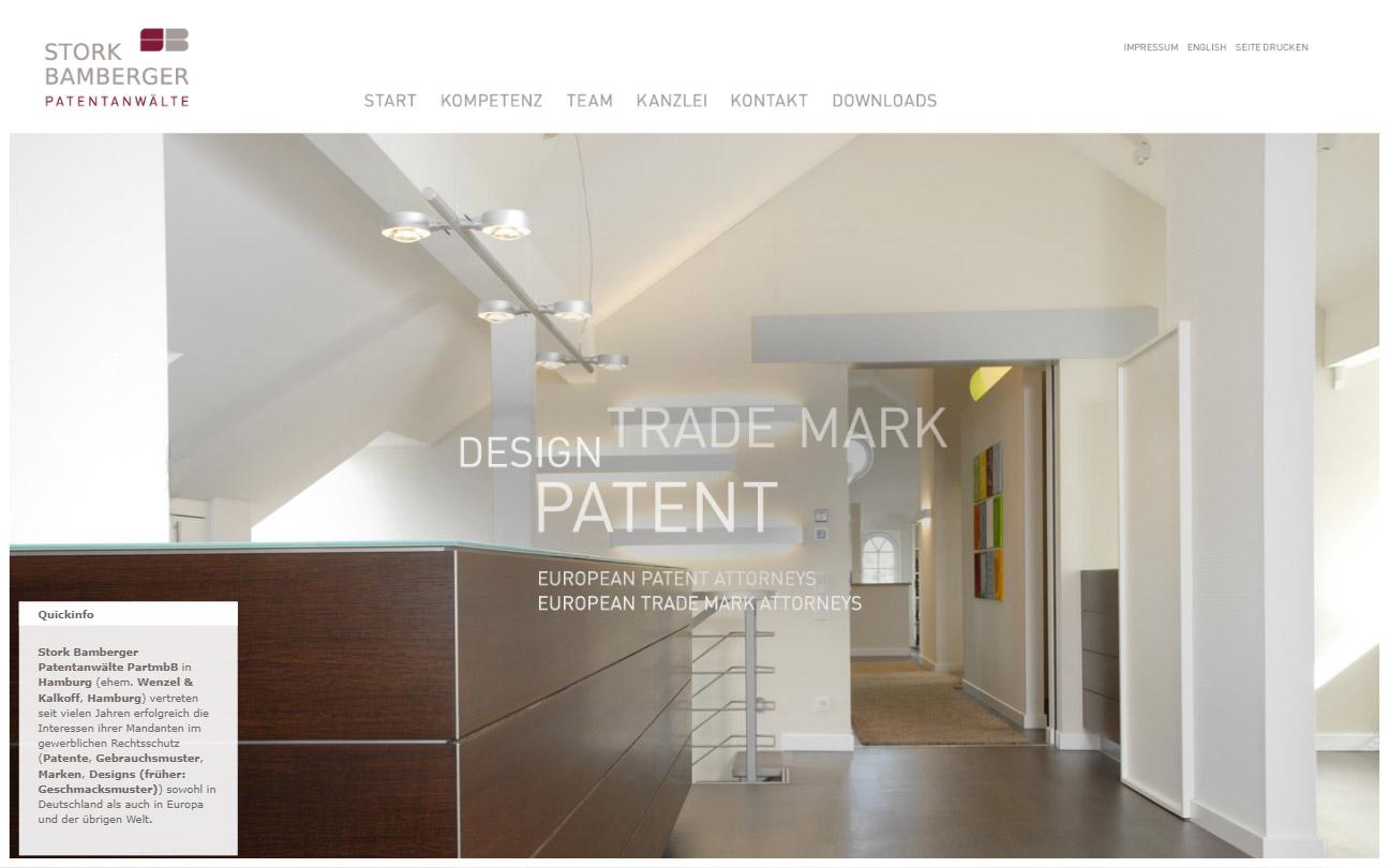 Stork Bamberger Patentanwälte