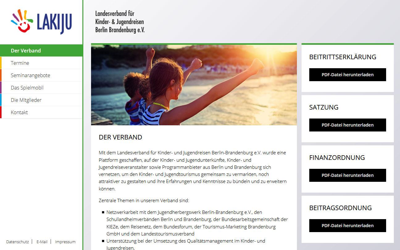 Landesverband für Kinder- und Jugendreisen Berlin-Brandenburg e.V.