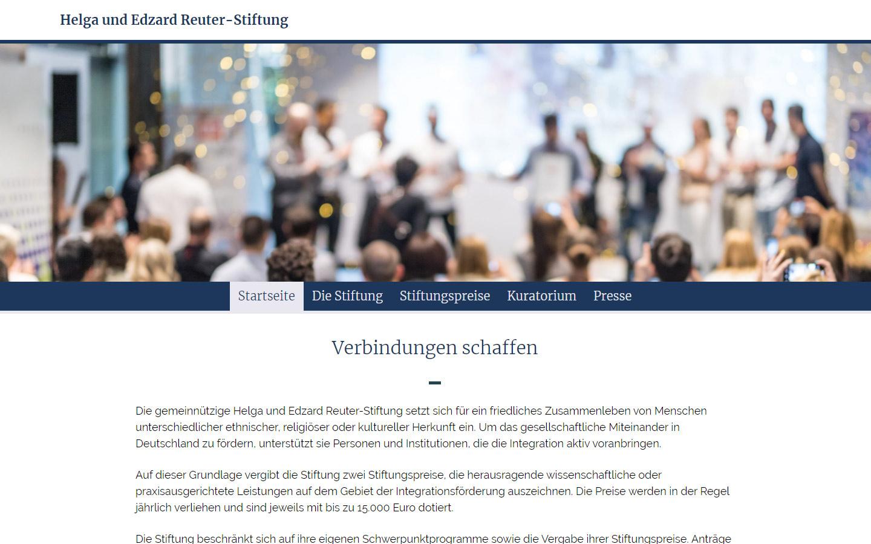 Helga und Edzard Reuter-Stiftung