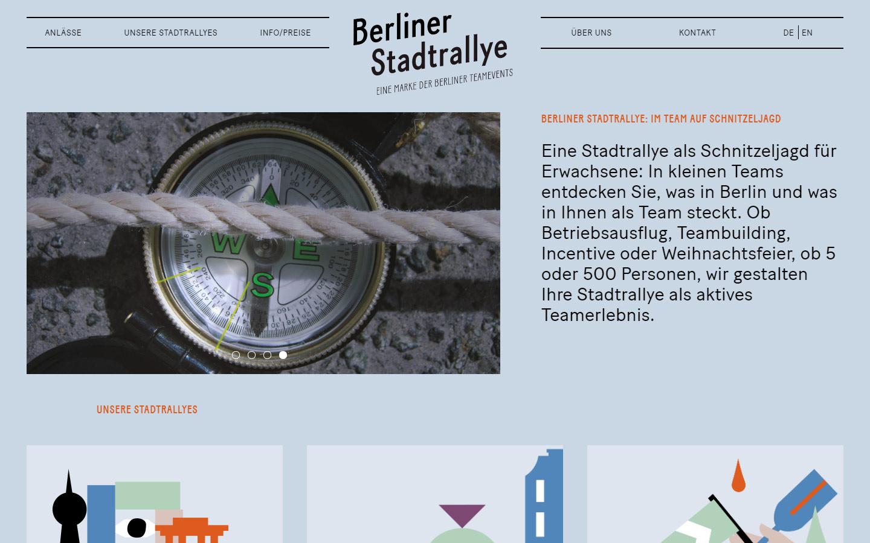 Berliner Stadtrallye