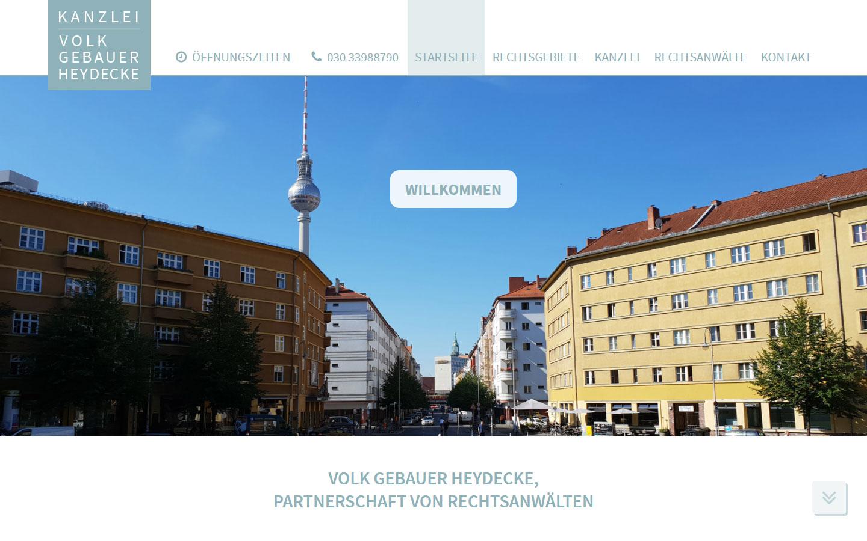 Kanzlei Volk & Gebauer & Heydecke