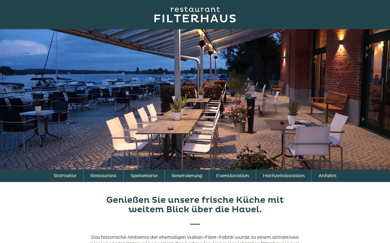 Restaurant Filterhaus